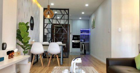 Bí quyết thiết kế căn hộ chung cư thấp tầng thông thoáng, yên tĩnh