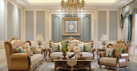 Thiết kế căn hộ chung cư cổ điển và tân cổ điển có gì khác nhau ?