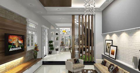 Thiết kế nội thất nhà ống, nhà phố đẹp – thiết kế nội thất Biên Hòa