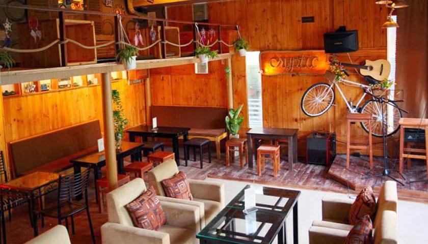 6 ý tưởng để có thể thiết kế quán cafe đơn giản tại nhà