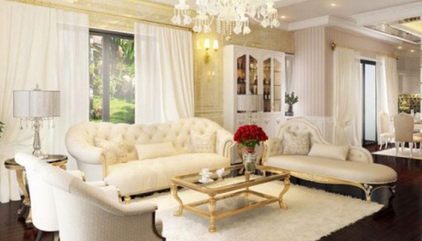 Những tiêu chuẩn để thiết kế một biệt thự đẹp và sang trọng