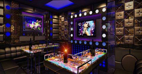 Thi công phòng karaoke đẹp hiện đại giá rẻ tại Biên Hòa, Đồng Nai