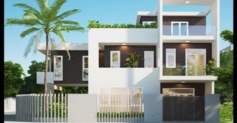 Thiết kế thi công biệt thự mini tại Biên Hòa có đắt không ?