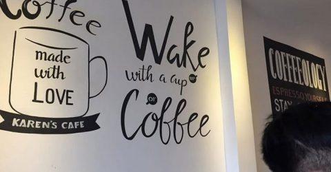Bí quyết và lưu ý dành cho bạn khi thiết kế quán cà phê trà sữa