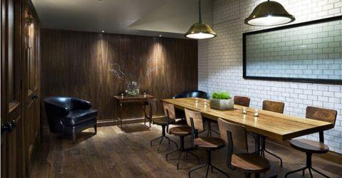 Thiết kế thi công nội thất nhà hàng theo yêu cầu