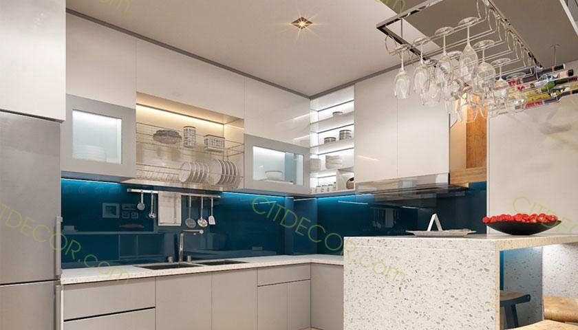 Lựa chọn đồ nội thất khi thiết kế căn hộ chung cư cao tầng