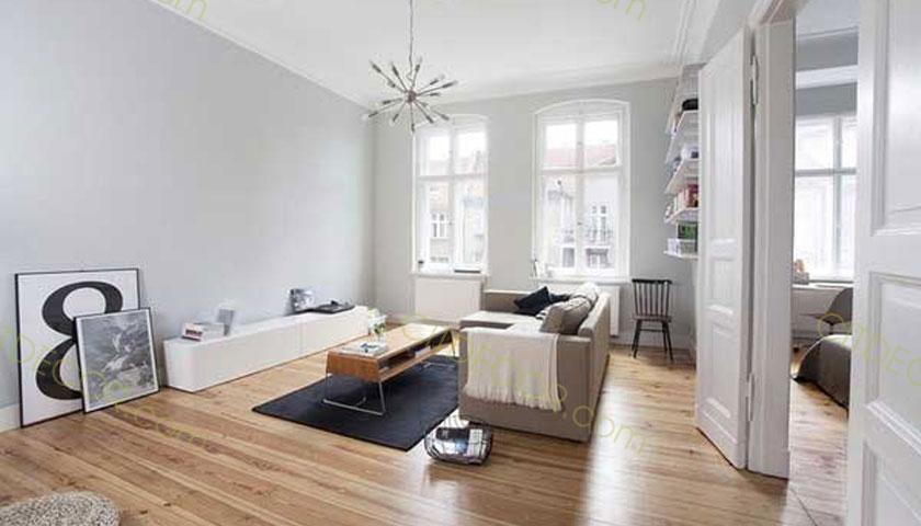 Cách thiết kế nội thất thẩm mỹ, tiện nghi cho căn hộ chung cư 50m2