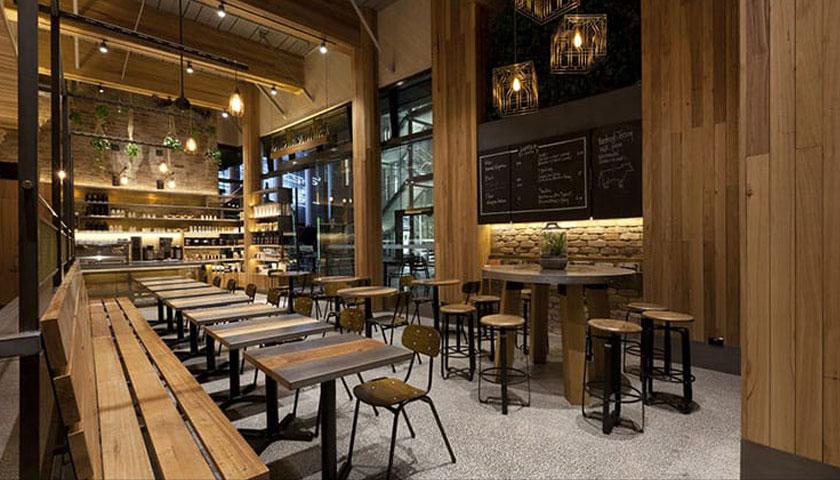 3 lưu ý nên chú ý thiết kế quán cafe theo phong cách cổ điển