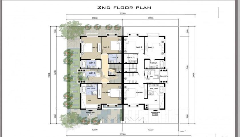 Mẫu thiết kế nội thất biệt thự cổ điển 4 tầng sang trọng