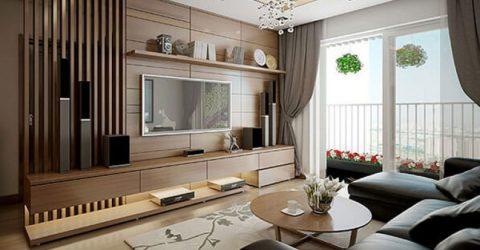 Chọn lựa theo phong cách hiện đại trong thiết kế nội thất nhà phố