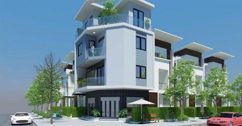 Muốn thiết kế nhà phố hai mặt tiền đẹp cần biết những gì ?