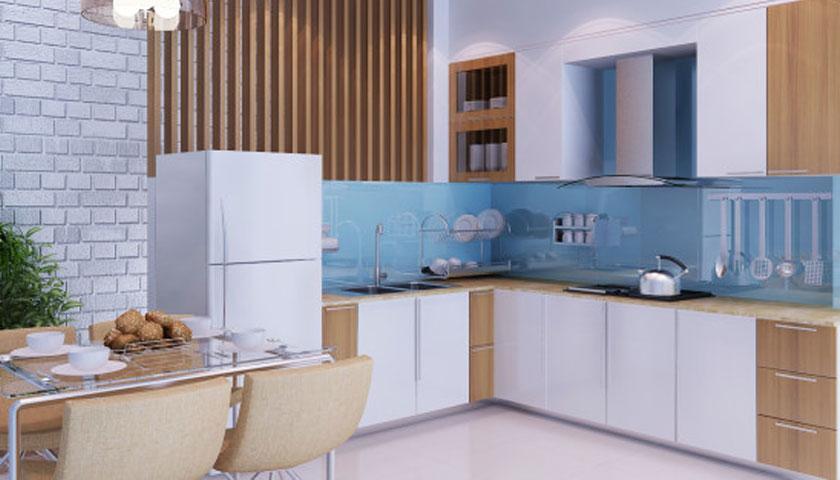 Mẫu thiết kế nội thất nhà phố diện tích nhỏ phù hợp với mọi gia đình