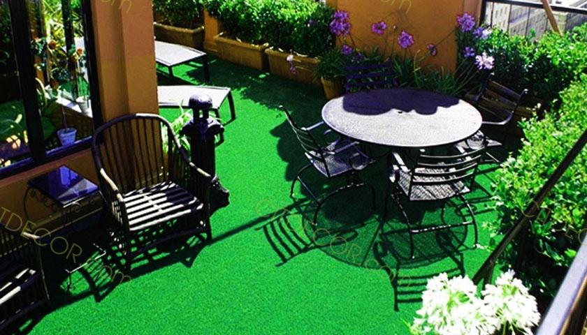 Mẫu thiết kế quán cà phê sân vườn