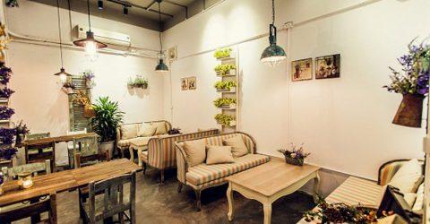Những gợi ý cho bạn khi muốn thiết kế quán cà phê nhỏ xinh