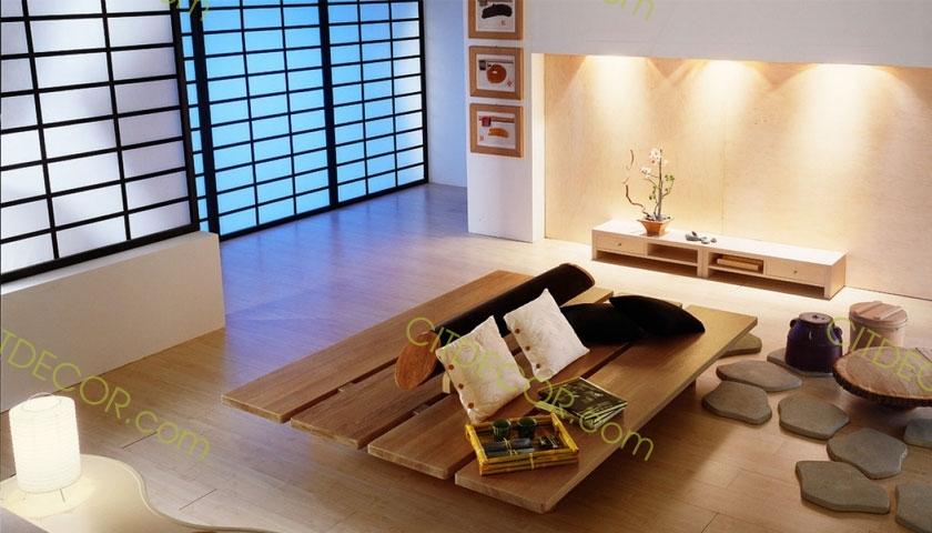 Thiết kế căn hộ chung cư theo phong cách Nhật Bản như thế nào đạt chuẩn?