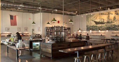 Lên ý tưởng thiết kế quán cafe cổ điển Vintage đẹp và tiết kiệm nhất