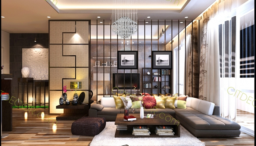 5 lưu ý bạn cần có khi thiết kế nội thất nhà phố phong cách cổ điển