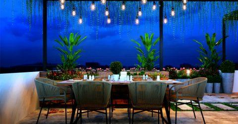Những phong cách thiết kế nội thất nhà hàng giúp níu chân thực khách