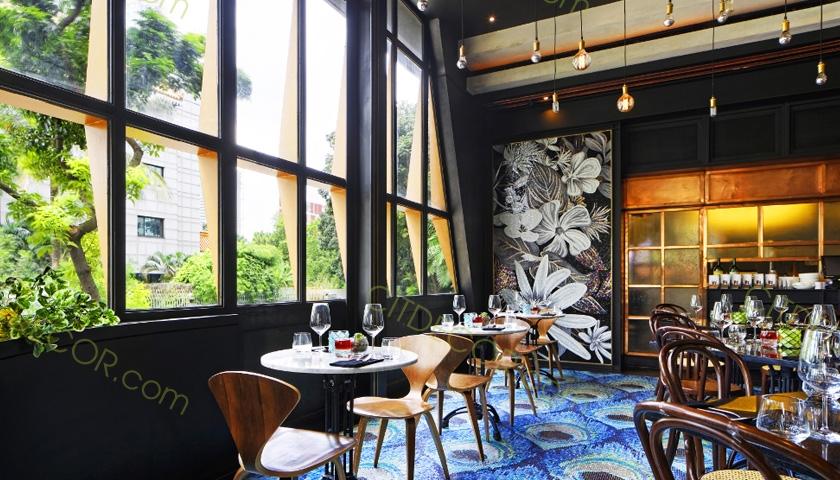 Khám phá 10 mẫu thiết kế nhà hàng ấn tượng vô cùng hút mắt