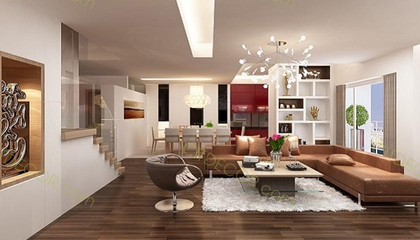 Một số lưu ý bạn cần biết trong thiết kế nội thất biệt thự hiện đại
