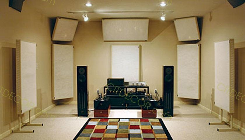 Những yếu tố để thiết kế phòng karaoke đạt tiêu chuẩn tại nhà