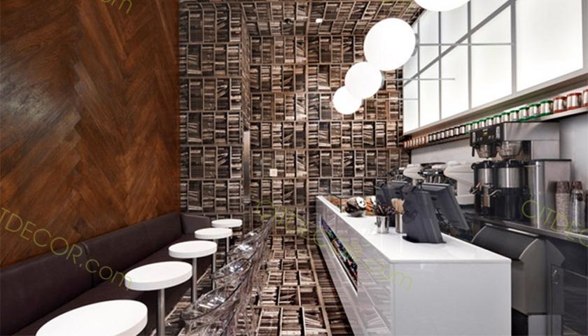 Những lưu ý bạn cần chú ý khi thiết kế quán cafe có diện tích nhỏ