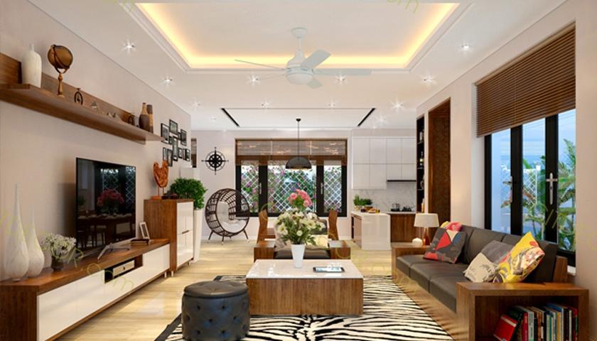 Những điều bạn cần biết về thiết kế nội thất biệt thự song lập