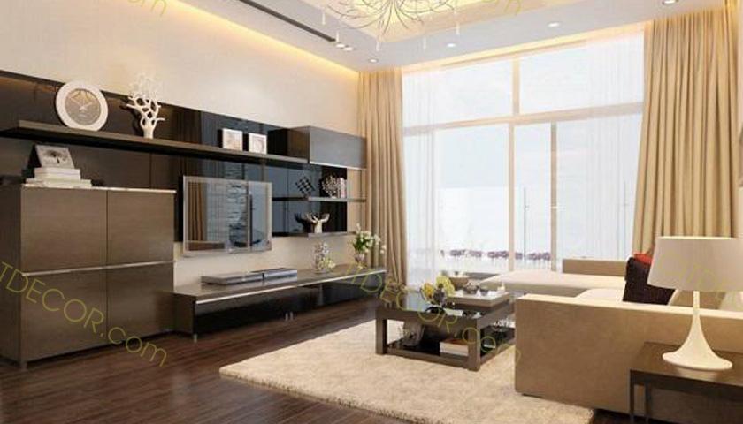8 phong cách thiết kế nội thất chung cư đẹp tuyệt vời, ai cũng sẽ mê