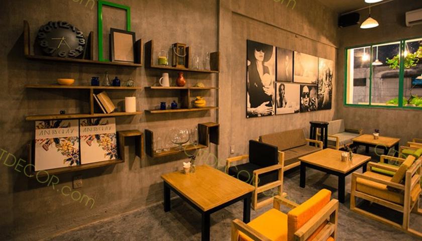 Thiết kế nhà hàng, quán cà phê đạt chuẩn để hút khách