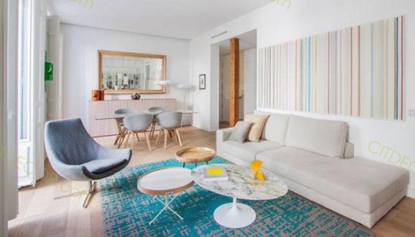 Những kiểu thiết kế nội thất căn hộ chung cư có diện tích nhỏ