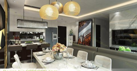 Thiết kế nội thất, biệt thự nhà phố, văn phòng, nhà hàng
