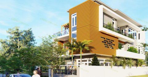 Thiết kế kiến trúc – Thi công xây dựng