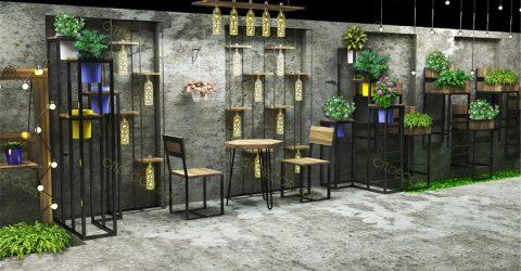 Thiết kế quán cafe tại Biên Hòa