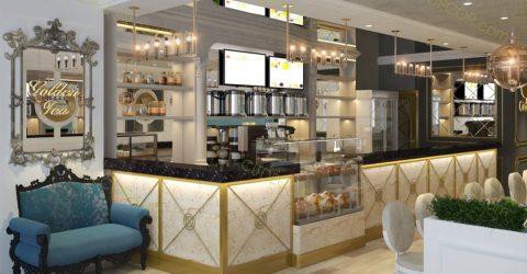 Thiết kế quán trà sữa tại Biên Hòa CIT GROUP