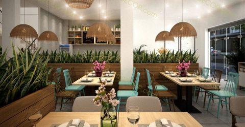 Thiết kế nhà hàng khách sạn CIT DECOR