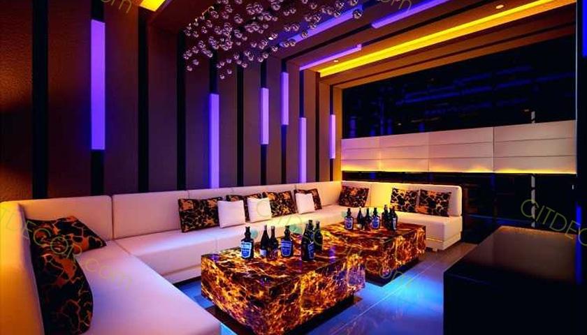2 Phong cách thiết kế quán karaoke cuốn hút và đẹp mắt nhất hiện nay