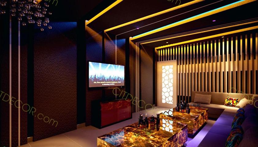 Những bí quyết để thiết kế quán karaoke đẹp theo phong cách hiện đạiNhững bí quyết để thiết kế quán karaoke đẹp theo phong cách hiện đại