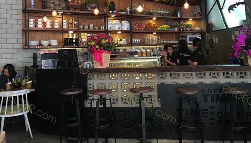 Làm thế nào để xây dựng, thiết kế quán cafe sân vườn đẹp?