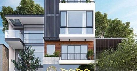 Thiết kế nhà phố đẹp – CIT DECOR