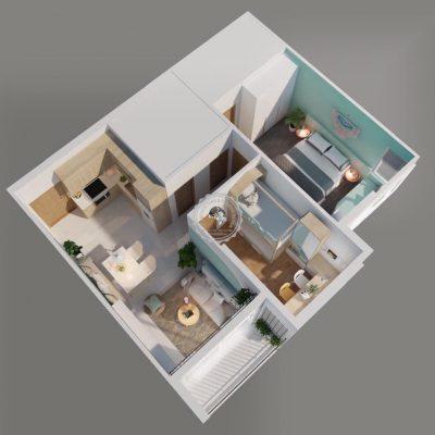 Mẫu thiết kế nhà 01