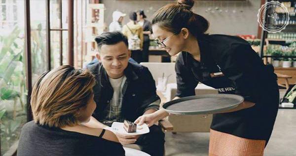 quản lý vận hành quán cafe