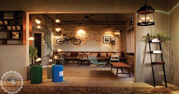 cafe Vintage đẹp