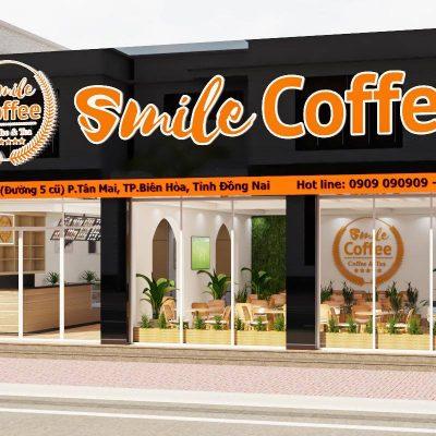 Dự án Smile coffe ( Đường Phan Trung )